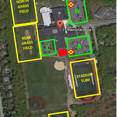 2019 Practice Fields Miller Place High School