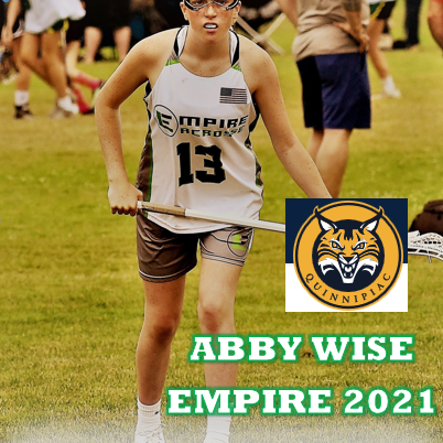 Abby Wise to Quinnipiac