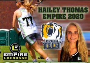Hailey Thomas Committed